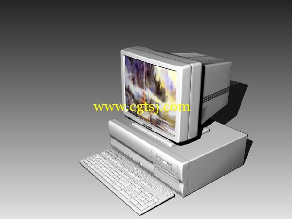 3D室内模型库(电器85套)的图片11
