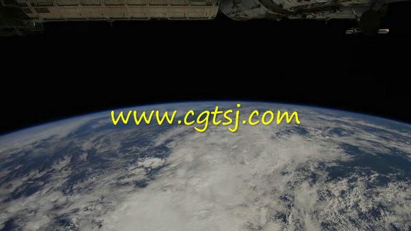 延时摄影从太空看地球视频集锦的图片1
