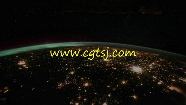 延时摄影从太空看地球视频集锦的图片2