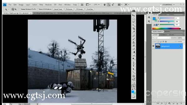 3dsmax建筑可视化高级培训视频教程的图片1
