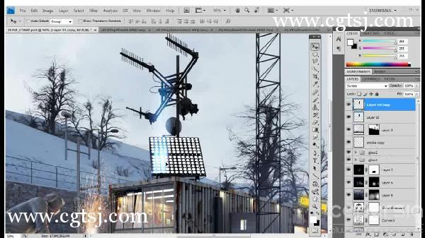 3dsmax建筑可视化高级培训视频教程的图片2