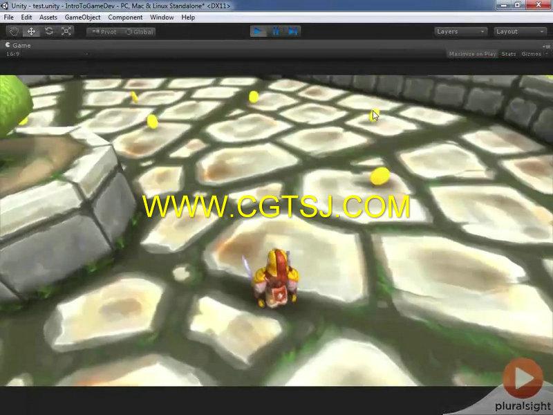 Unity游戏高品质模型纹理制作视频教程的图片2