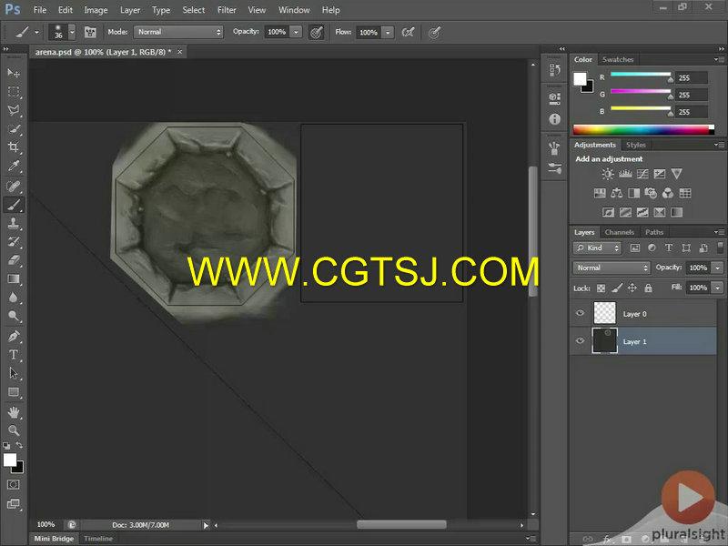 Unity游戏高品质模型纹理制作视频教程的图片3