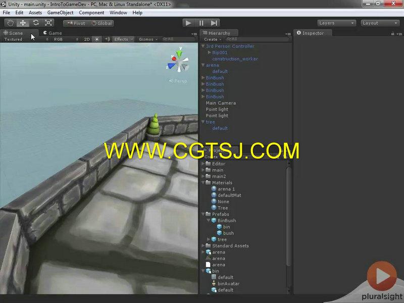 Unity游戏高品质模型纹理制作视频教程的图片6