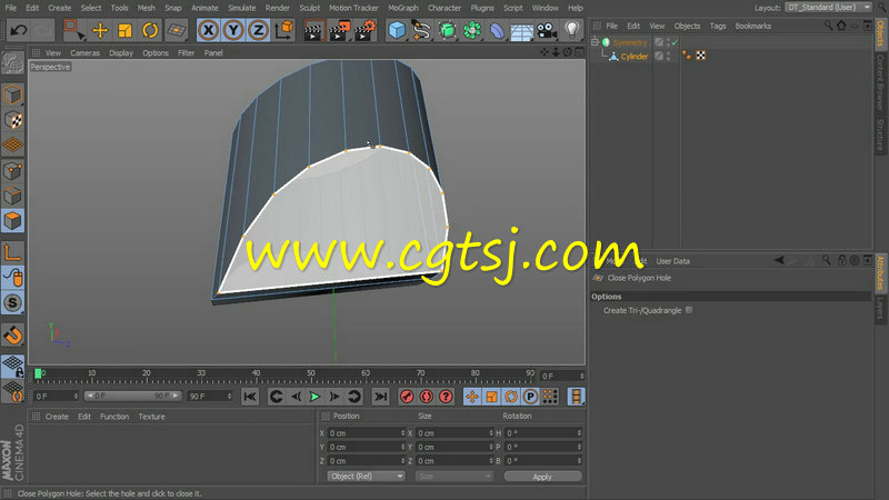 C4D建模技术训练视频教程的图片2