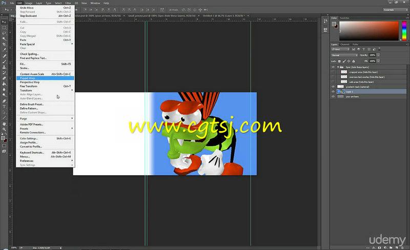Maya与Unity飞蝇游戏角色开发训练视频教程的图片1