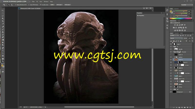 KeyShot与PS异形实例渲染技术视频教程的图片2