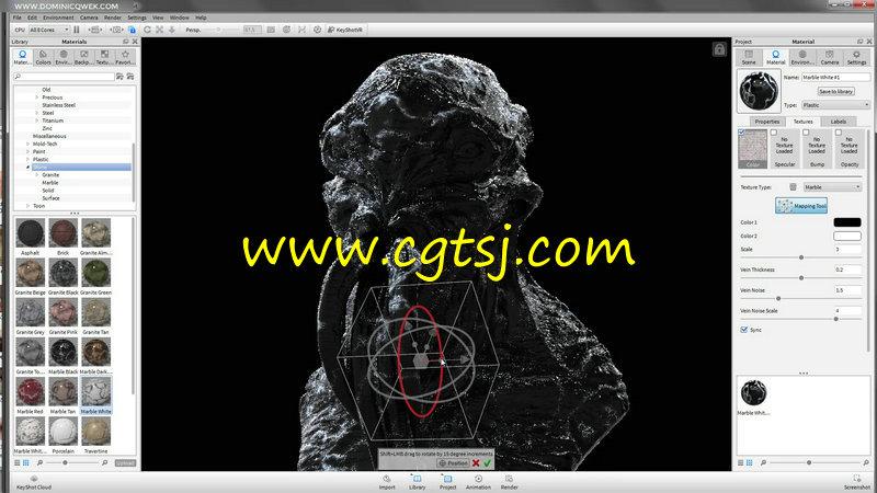 KeyShot与PS异形实例渲染技术视频教程的图片4
