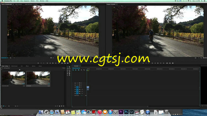 Final Cut Pro到Premiere顺利过渡技术视频教程的图片1