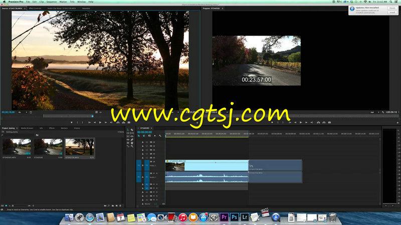 Final Cut Pro到Premiere顺利过渡技术视频教程的图片2