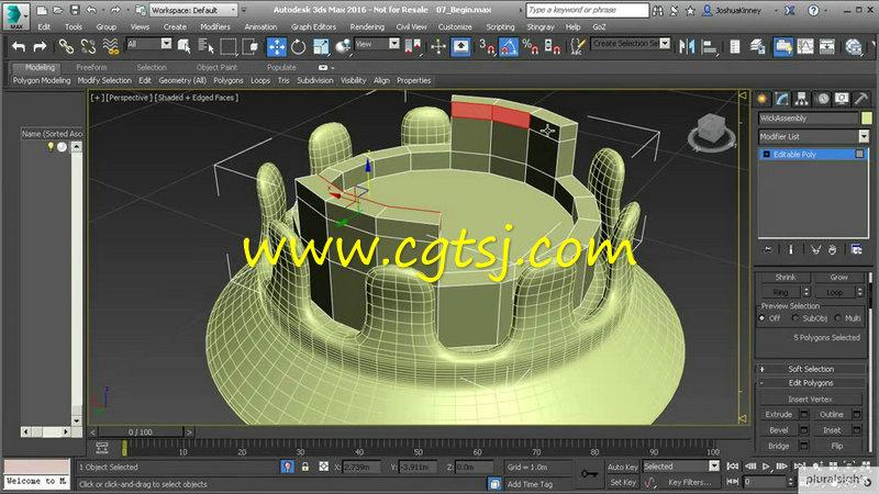 vr虚拟现实游戏素材资源制作视频教程的图片2