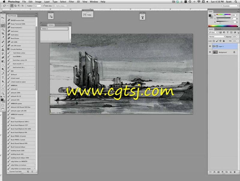 光线与阴影基础技术综合训练视频教程的图片3