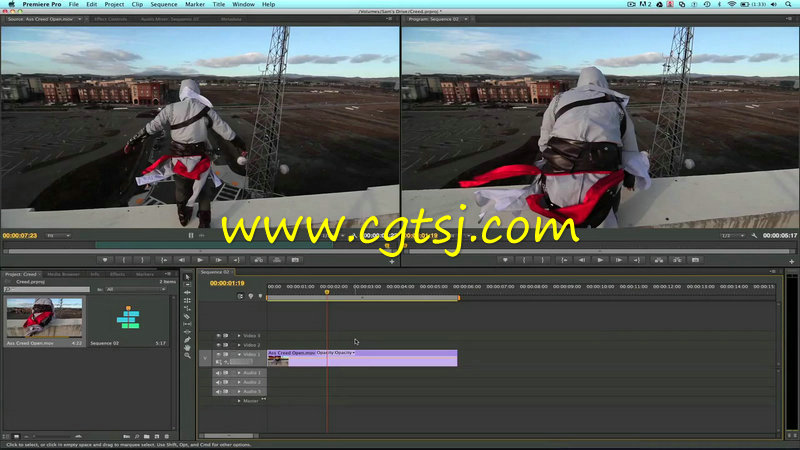 Premiere视频剪辑专业培训视频教程的图片1