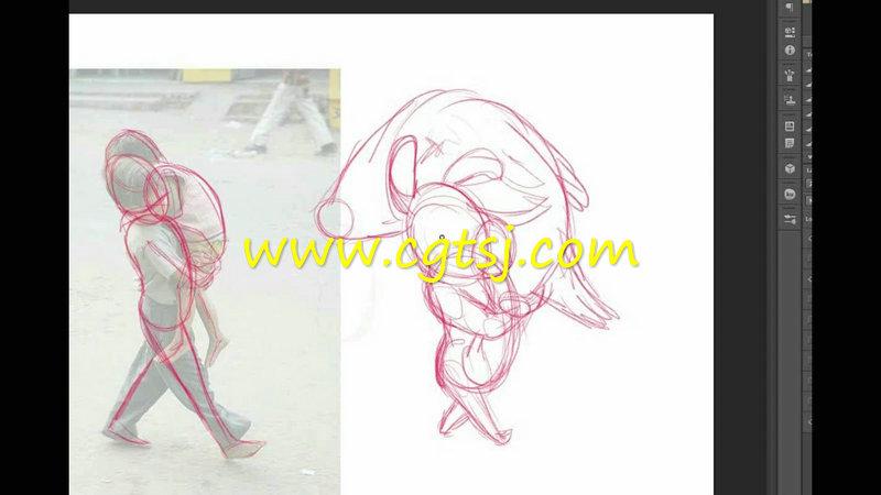 儿童图书插画设计训练视频教程的图片1