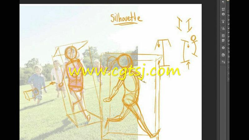 儿童图书插画设计训练视频教程的图片4