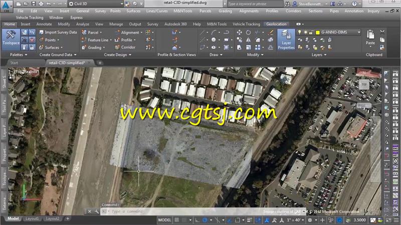 Revit与Civil 3D高效协作工作技巧视频教程的图片3