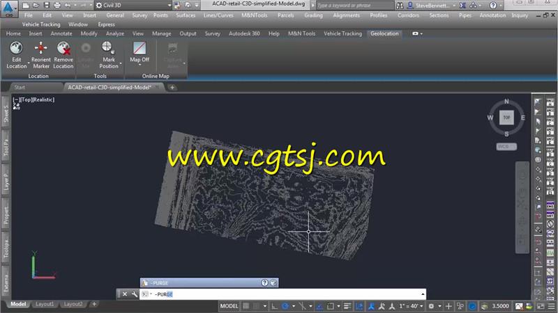 Revit与Civil 3D高效协作工作技巧视频教程的图片4