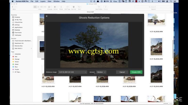 PS中HDR完美修饰技术视频教程的图片3