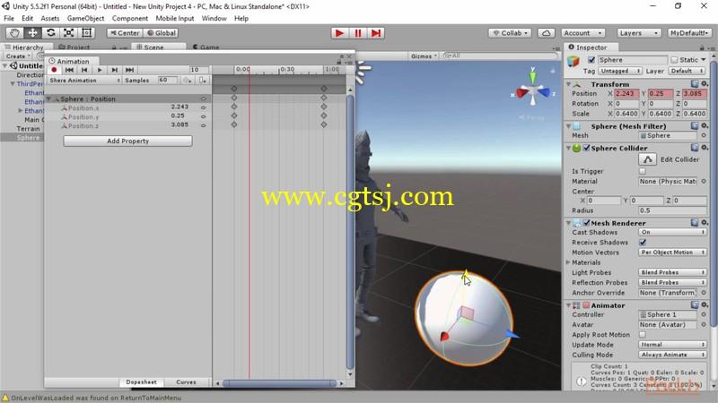 Unity 5游戏开发经验指南视频教程的图片1