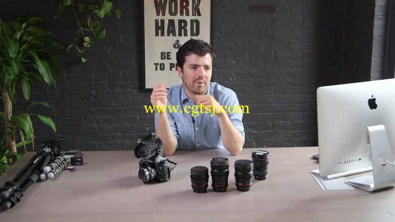 短片拍摄与制作实例训练视频教程的图片3