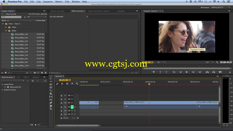 短片拍摄与制作实例训练视频教程的图片4