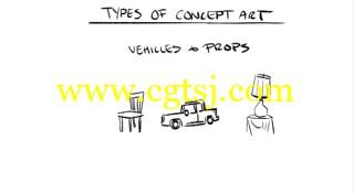 概念艺术基础知识训练视频教程的图片1