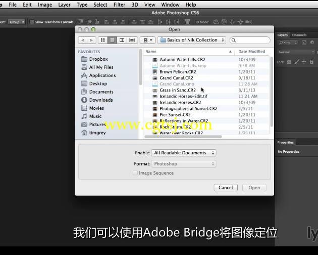 Nik摄影图像后期处理技术视频教程(中文字幕)的图片5