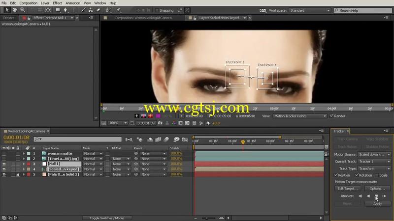 AE跟踪遮罩视频教程的图片3