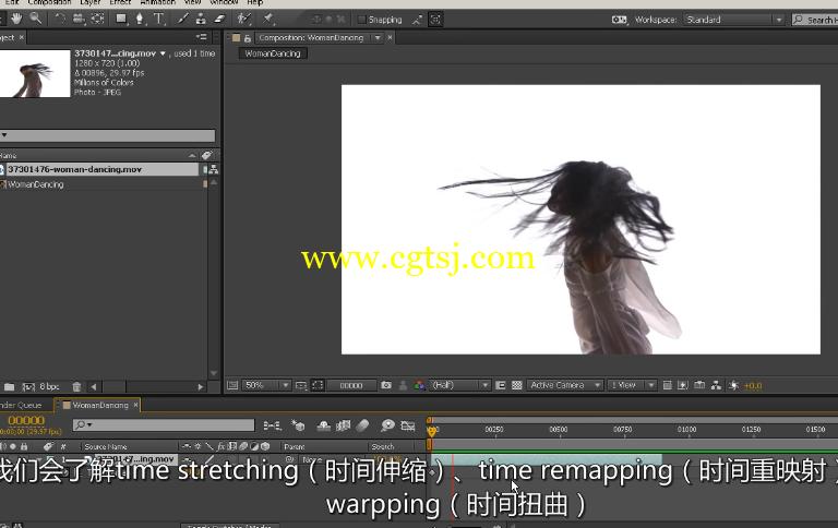 AE完美镜头特效制作训练视频教程(中文字幕)的图片2