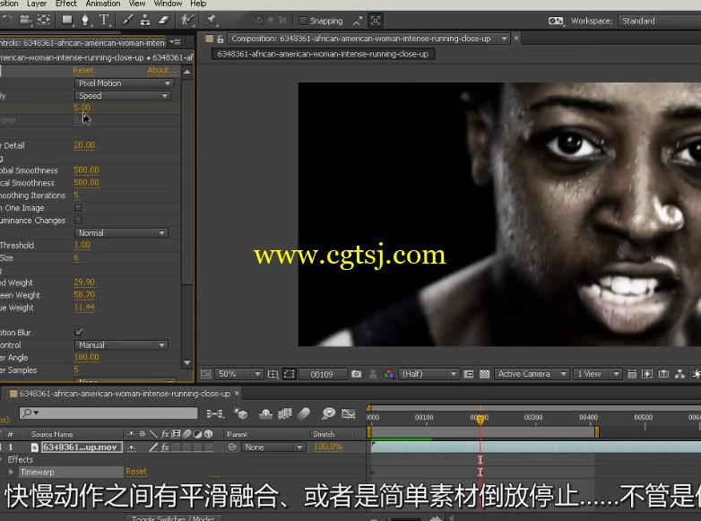 AE完美镜头特效制作训练视频教程(中文字幕)的图片5