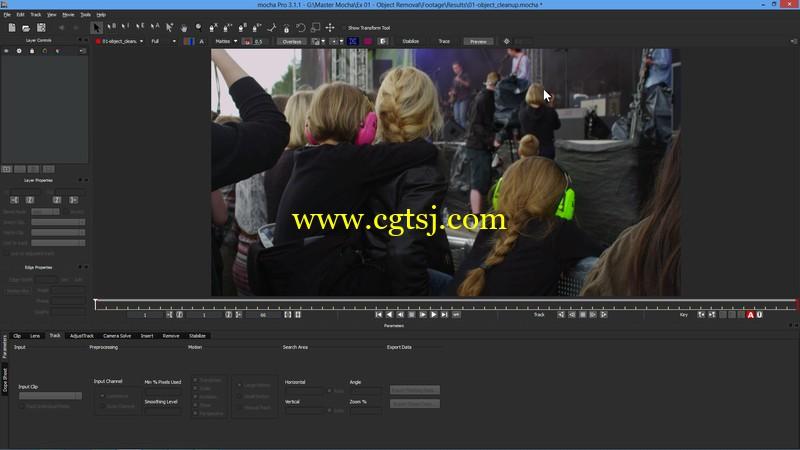 After Effects和Mocha Pro高级影视特效视频教程的图片1