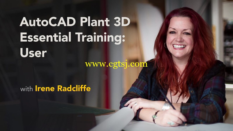 AutoCAD Plant 3D用户功能基础训练视频教程的图片3