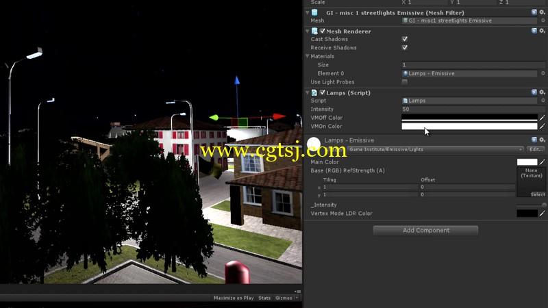 Unity超经典赛车游戏大师级完整实例制作视频教程的图片5
