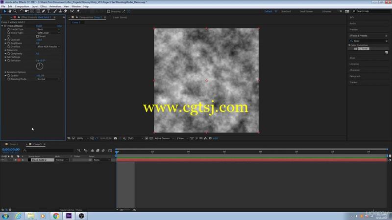 Unity与AE粒子特效游戏制作训练视频教程的图片3