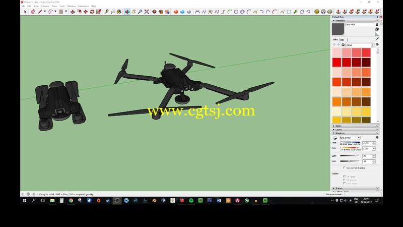 Fusion 360硬表面渲染与动画设计训练视频教程的图片2