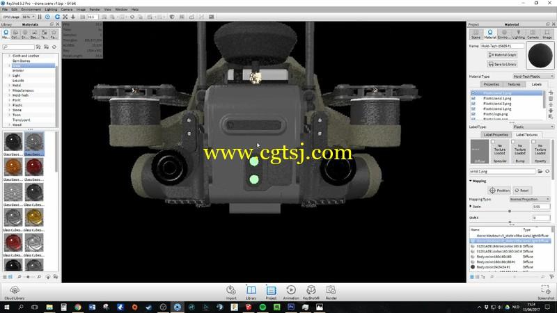 Fusion 360硬表面渲染与动画设计训练视频教程的图片3