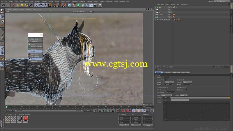 Illustration波士顿犬图制作视频教程的图片2