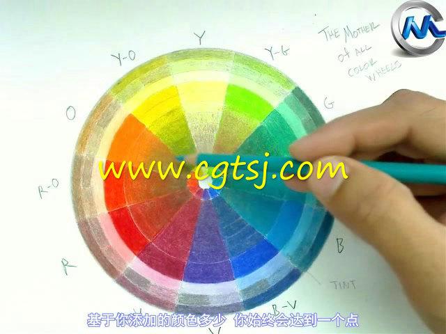 色彩设计的原理 下载_设计色彩