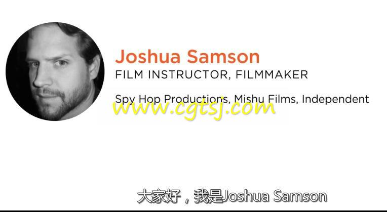 Premiere多机位镜头视频编辑训练视频教程(中文字幕)的图片7