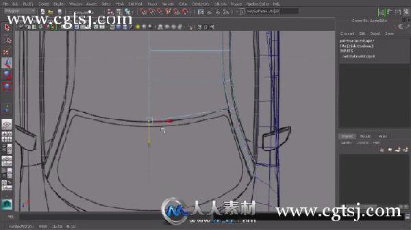 maya奥迪汽车建模制作视频教程